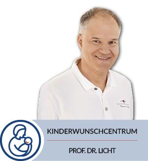Gynaekologe Dr. Prof. Licht