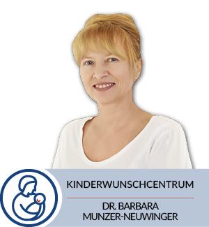 Gynäkologin Dr. Barbara Munzer-Neuwinger